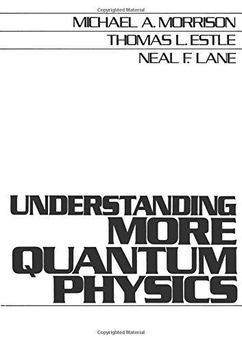 Understanding More Quantum Physics: Quantum States of Atoms