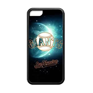 San Francisco Giants Cool Design Cover in Electronics Iphone 5c Case Shell Cover (Laser Technology)