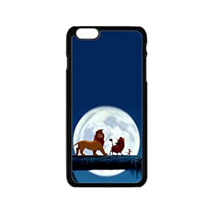 Cartoon Disney Lion Cute BlackiPhone 6 case