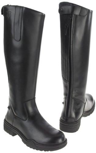 Just Togs Chatham Bottes d'quitation Noir EU 40 (7 UK)