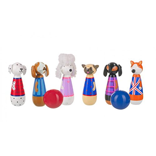 Orange Tree Toys Wooden Puppy Skittles Trusty Toys OTT03759