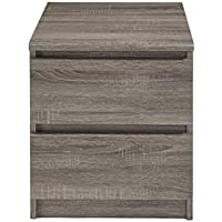 Tvilum 71098cj Aurora 6 Drawer Double Dresser, Truffle