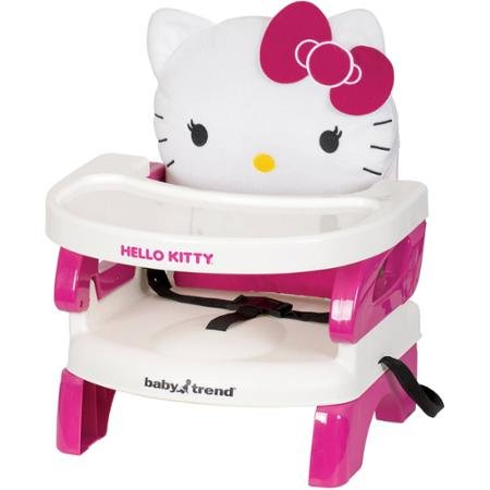 Baby Trend EasySeat Toddler Booster Seat, Hello Kitty Featur