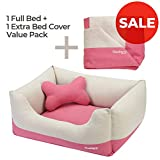 best Dog Bed with Washable Cover