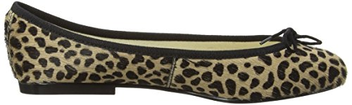 Ballerines Inida Leopard French Sole Femme qtRvvw