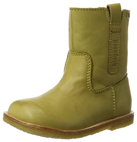 Bisgaard Unisex-Kinder Stiefel Gelb (8000 Yellow)