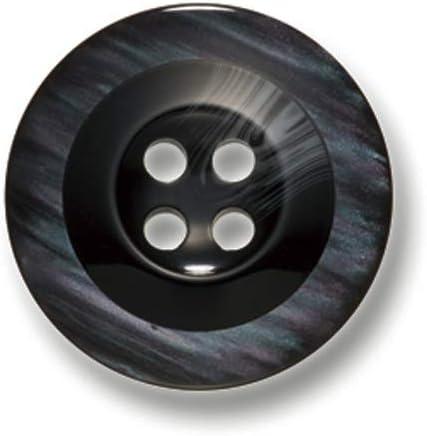 ポリエステルボタン 1個から対応 スーツ ブレザー ジャケット 前ボタン用 21mm 8色展開 ベガ