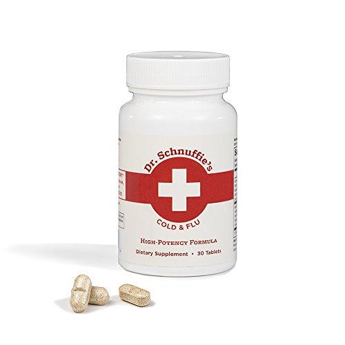 Dr Schnuffies Cold Flu Multi Vitamins