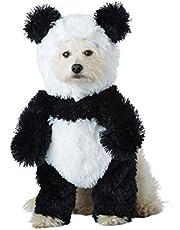 Dog Panda Costume Medium