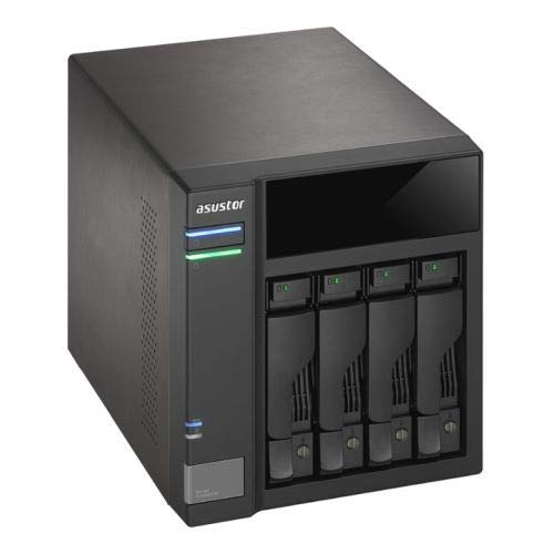 Unidad Expansion USB NAS ASUSTOR AS6004 4 BAHIAS USB 3.1