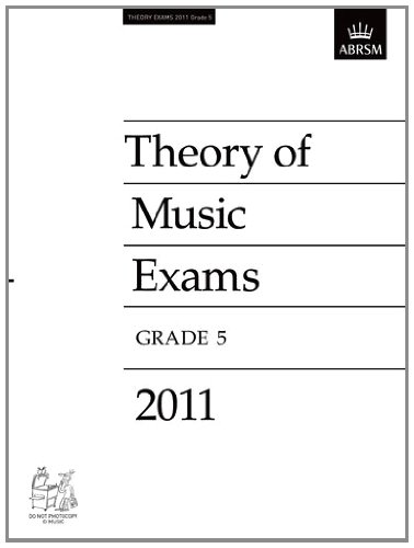 Download Theory of Music Exams, 2011, Grade 5 ebook