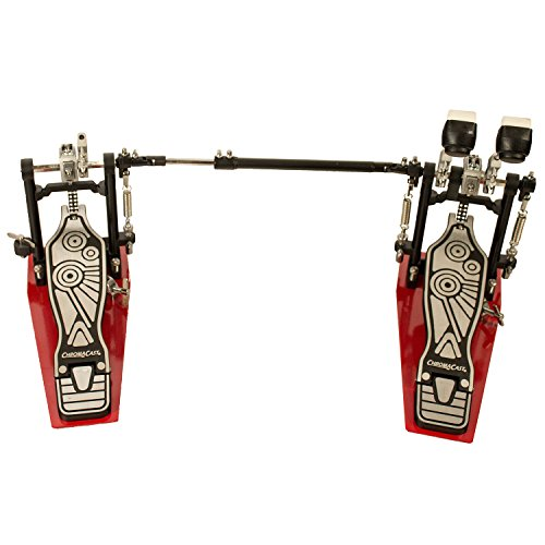 ChromaCast Pro Series Chain Drive Double Pedal (CC-PS-951)