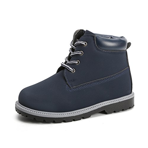 Classic High Boot - Hawkwell Kids Classic Ankle Boot(Toddler/Little Kid),Navy PU,9 M US
