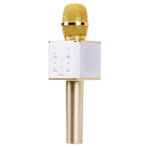 Wireless Microphone Bluetooth Condenser Smartphones