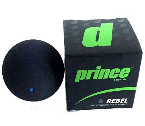 Prince Rebel (ブルードット) スカッシュボール(1-ball) B004OP0YYO