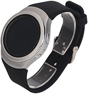 Gosuper Pulsera de silicona suave correa banda Smartwatch para ...