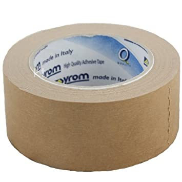 Brown Framing Tape 50mm x 50m by Loxley, Tape - Amazon Canada