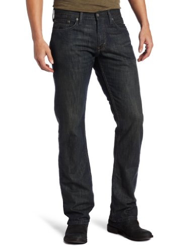 (Levi's Men's 514 Straight fit Stretch Jean, Dirt Rush,)