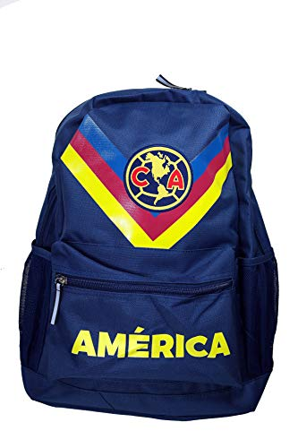 Club America Authentic Official Licensed Product Soccer Backpack -06-2