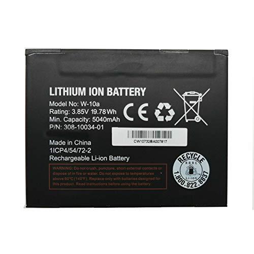FEMAI Compatible W-10 W-10A Battery Replacement for Netgear Nighthawk Router/Modem M1 MR1100 5040mAh (W-10A)