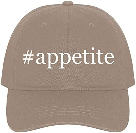 The Town Butler #Appetite - A Nice Comfortable Adjustable Hashtag Dad Hat Cap