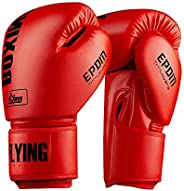 Boxing Gloves for Men and Women Suitable for Boxing Kickboxing Mixed Martial Arts Maui Thai MMA Heavy Bag Figh