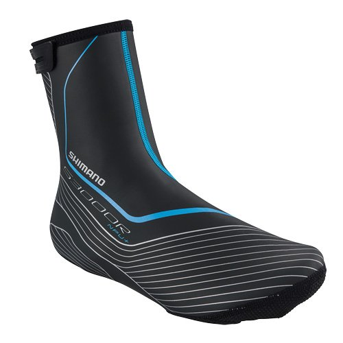 Shimano S3000R NPU Neoprene Cycling Overshoes - Black - Small (Euro 37-40)