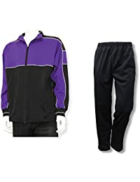 45ae6648e70fe Amazon.com  Purples - Active Tracksuits   Active  Clothing