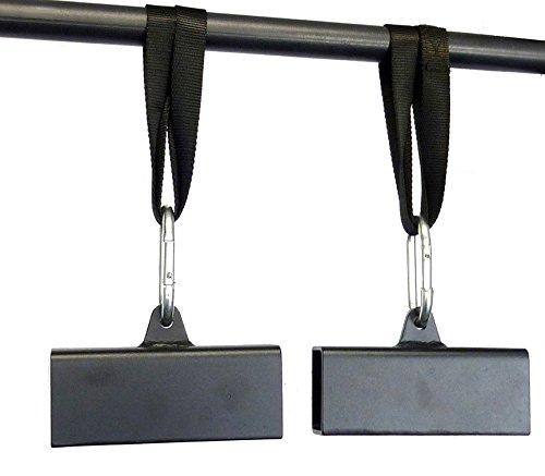 Apollo Athletics Steel Pinch Straps