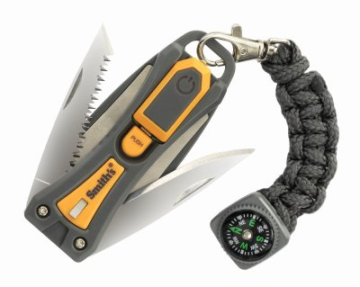 Smiths Consumer Products 50480 10-In-1 Outdoor Survival Tool by Smiths Consumer Products