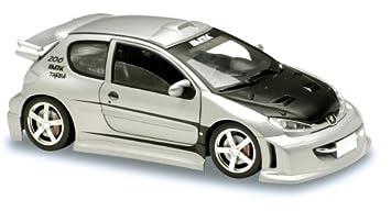 TuningJeux Peugeot Majorette Miniature 206 Voiture mv8N0wn