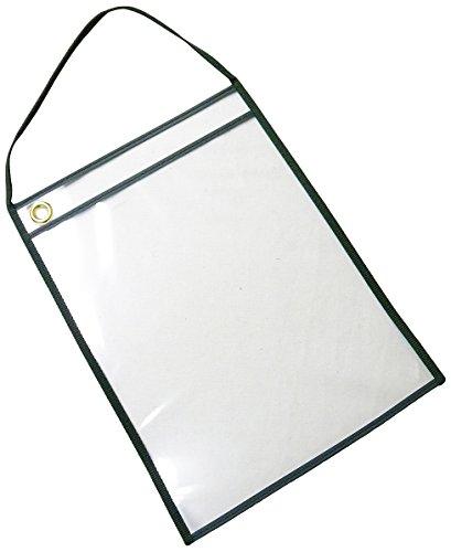 BAW Plastics SEWNGY11.5X15.5GRN Sewn Automotive Job Ticke...
