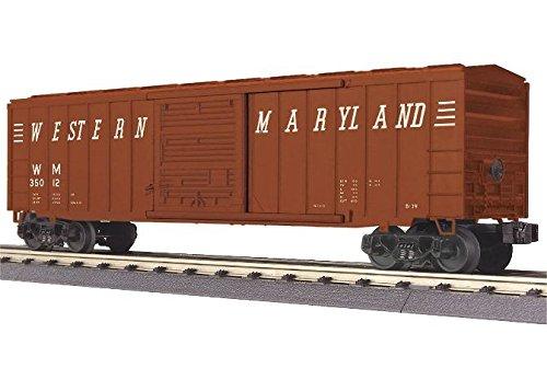 MTH TRAINS; MIKES TRAIN HOUSE WM 50' MODERN BOXCAR #35012 ()
