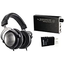 Astell&Kern AK T5p Beyerdynamic Special Limited Edition Headphones WITH iBasso D14 Bushmaster Portable Headphone Amplifier/DAC