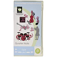 Cricut Cartridge, Quarter Note