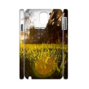 Samsung Galaxy Note 3 Case, she will never love you 3D Case for Samsung Galaxy Note 3 White