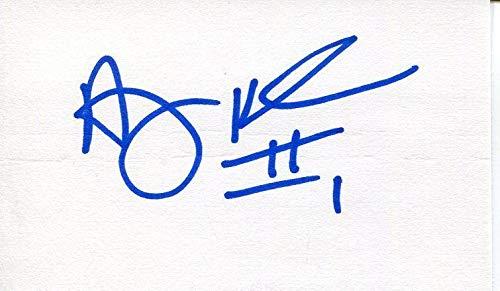 - Anfernee Penny Hardaway Olympic Gold Basketball Orlando Magic Signed Autograph - NBA Cut Signatures