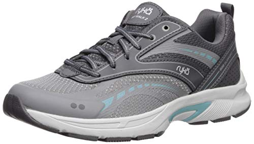 - Ryka Women's Sky Walk 2 Walking Shoe, Sconce Grey, 12 W US