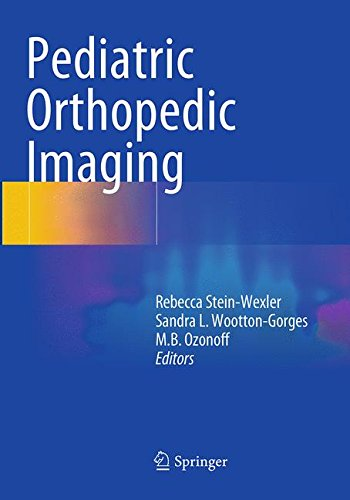 Pediatric Orthopedic Imaging by Springer