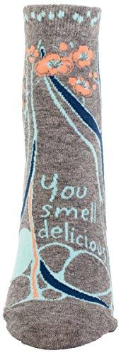 Blue Womens Novelty Ankle Socks product image