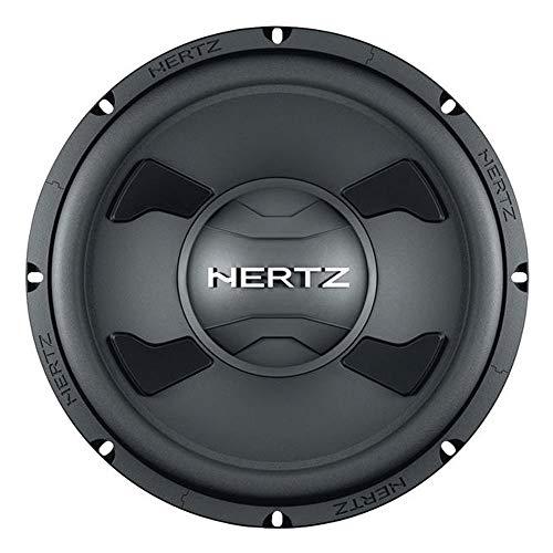 Hertz Ds25.3 Bass Subwoofer 25 Cm 300 Watts 10 Inch Subwoofer