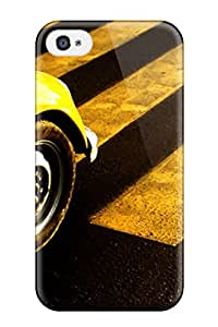 Quality ZippyDoritEduard Case Cover With Volkswagen Beetle 33 Nice Appearance Compatible With Iphone 4/4s