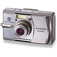 Konica Minolta Dimage G600 6MP Digital Camera with 3X Optical Zoom Noticeable Review Image