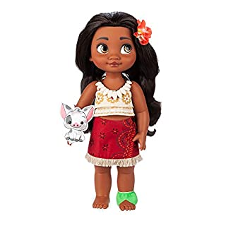 Disney Animators' Collection Moana Doll - 15 Inch