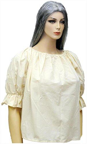 Alexanders Costumes 24-022 Blouse- Renaissance Peasant
