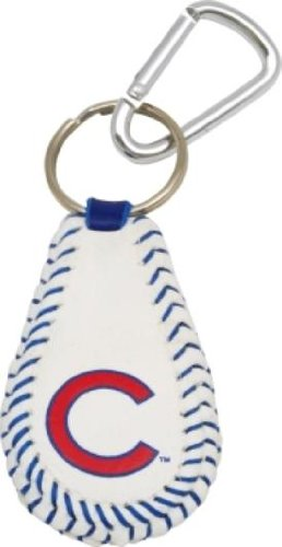MLB Chicago Cubs Baseball Keychain