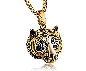 Boutique tiger Fashion Necklace