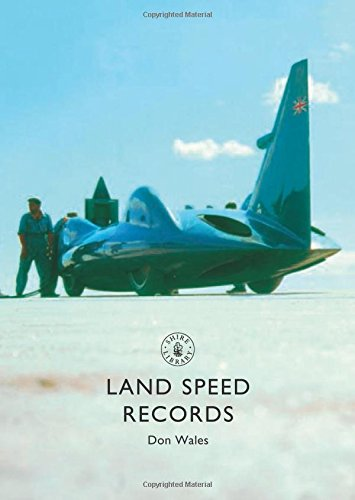 Land Speed Records (Shire Library) Speed Records
