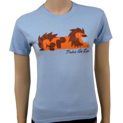 Guided By Voices T-shirt - PEDRO THE LION - Achilles - Blue t-shirt - size Youth Large