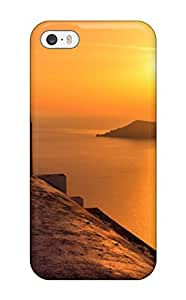 High-quality Durable Protection Case For Iphone 6 4.7(sunset Seen From The Roof Of A Church)(3D PC Soft Case)